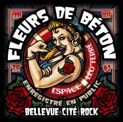 FLEURS DE BETON 2